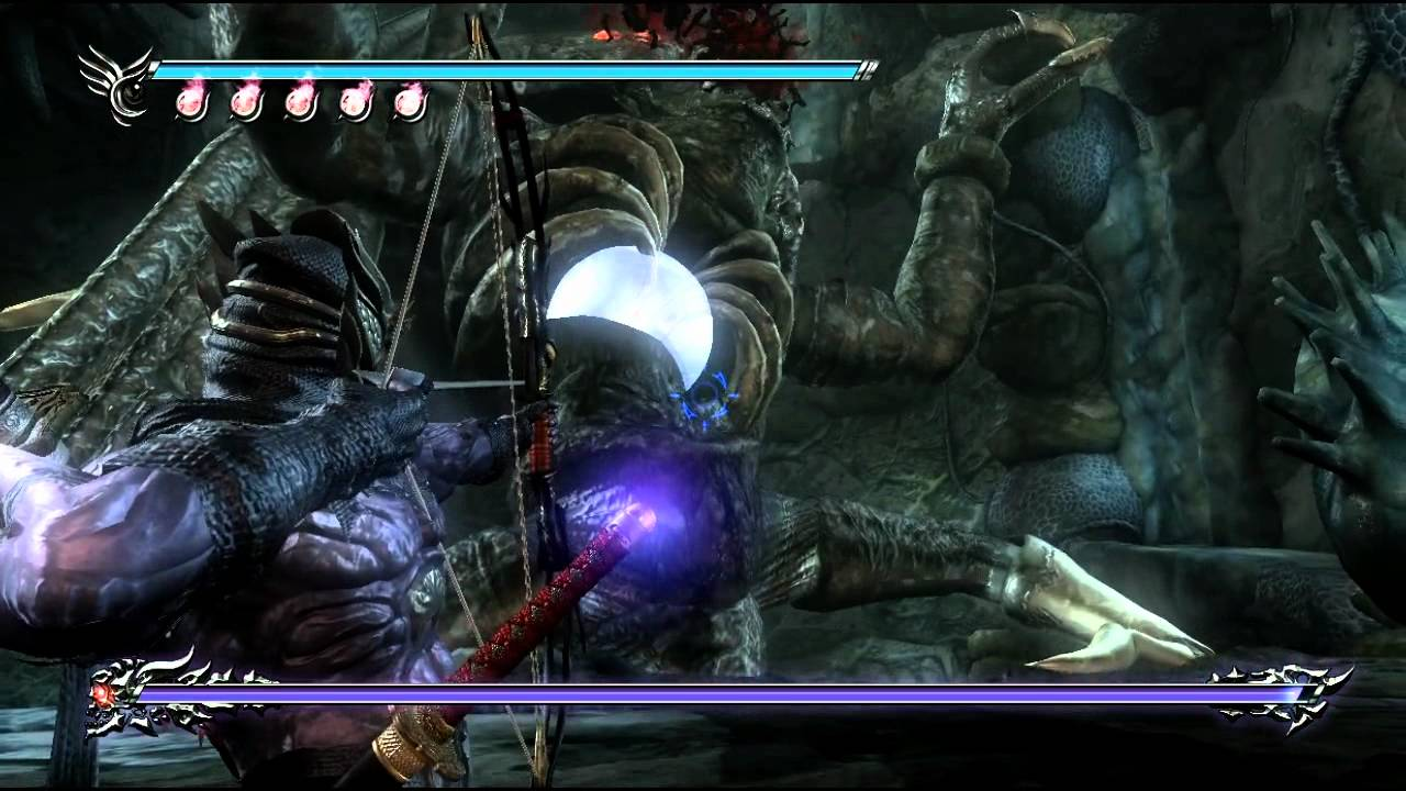 Ninja Gaiden Sigma 2 Ps3 Last Boss Ending Youtube
