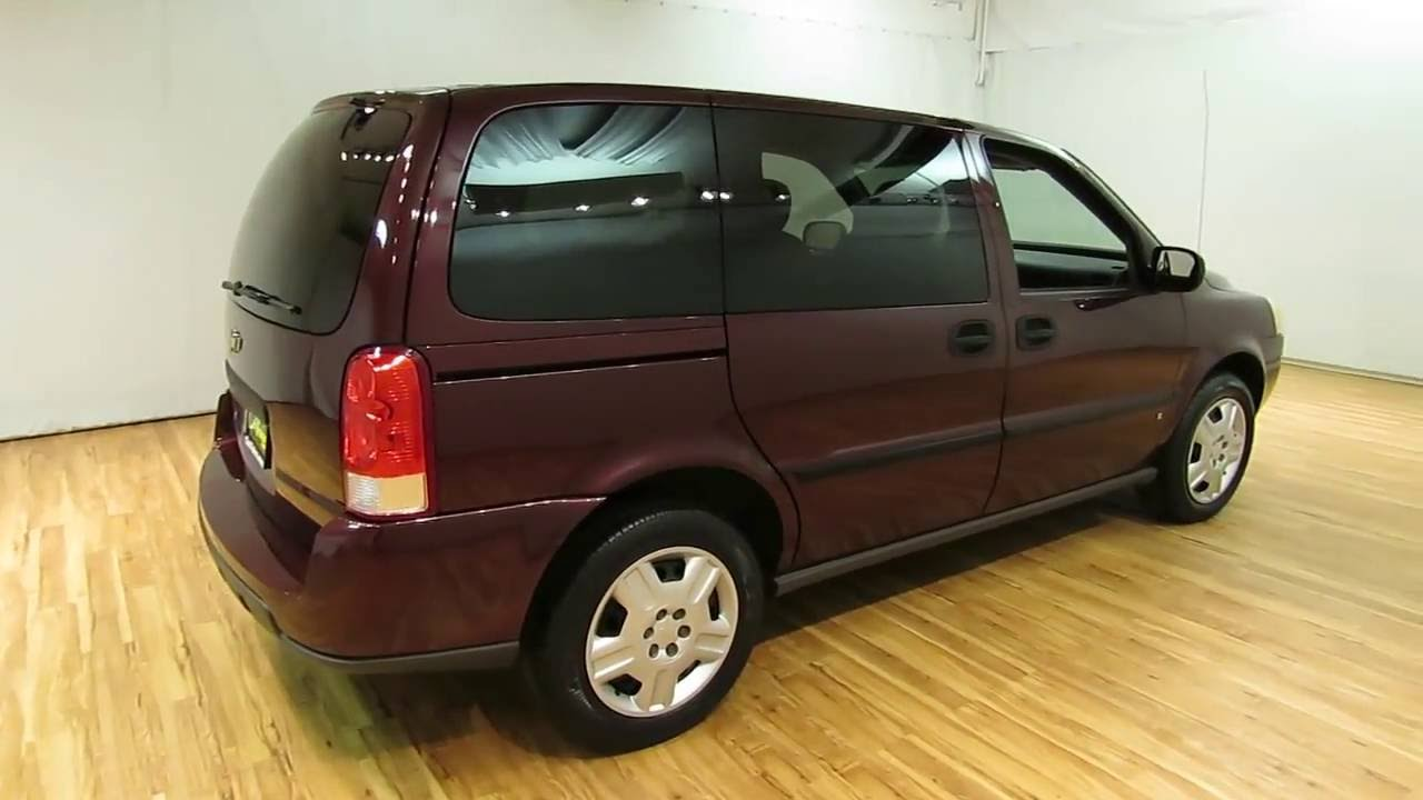 All Chevy 2008 chevy venture van : 2008 Chevrolet Uplander LS @CARVISION.COM - YouTube