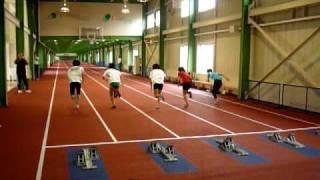 2009.05  福島千里選手のトレーニング風景 福島千里 検索動画 24