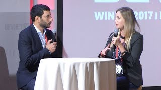 BevNET Live Winter 2017: Livestream Interview with Sovereign Flavors