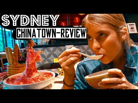 MY SYDNEY CHINATOWN REVIEW!