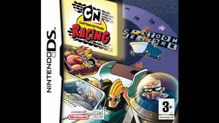 Cartoon Network Racing (DS) [OST] - Outer Space Chase-Theme