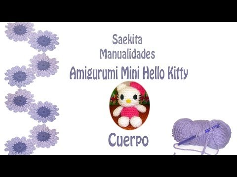 Wonderful DIY Cute Crochet Mini Hello Kitty | 360x480