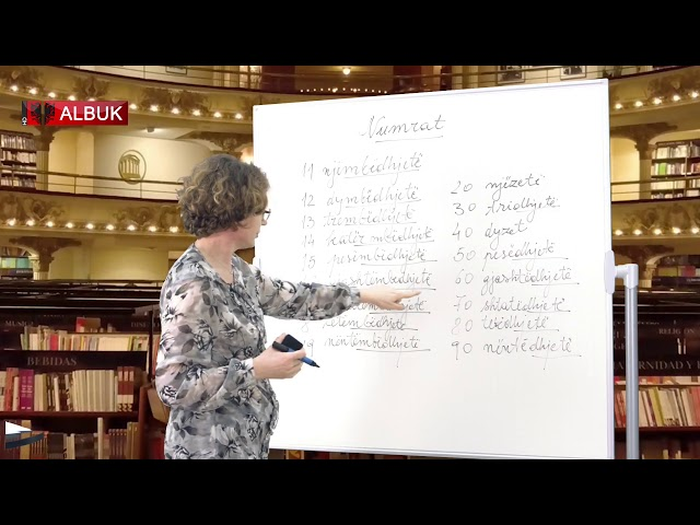 Të mësojmë shqip - Episodi i dyte