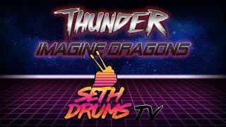 Imagine Dragons - Thunder   Drum Cover
