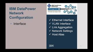 Play DataPower Network Interface Objects Configuration