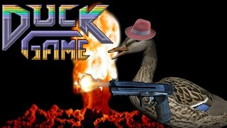 QUACK OR DIE | Duck Game with Friends