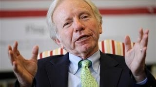 Joe Lieberman: Still a Senator. Still Crass. Still a Corporate Shill.