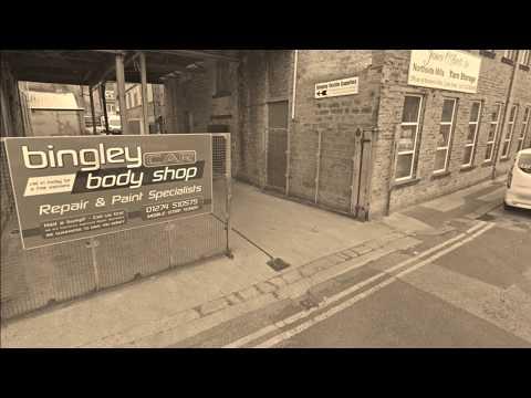 Bingley Car Body Shop – Car repair and refinishing in Yorkshire