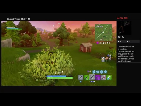 NEW map UPDATE Fortnite With peyton the sheep