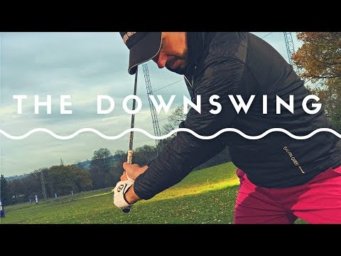 How To Start The Golf Downswing Correctly - #GolfAlong