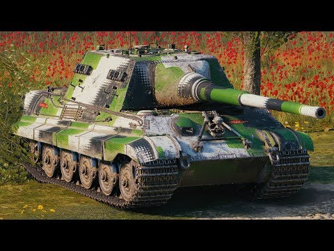 World of Tanks Jagdtiger - 5 Kills 9,1K Damage thumbnail