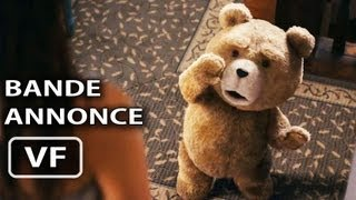Ted Bande Annonce VF Officielle
