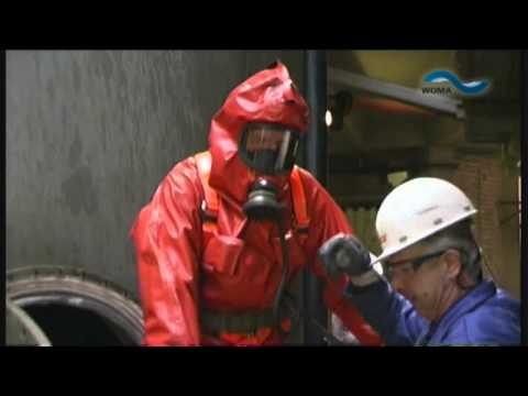 WOMA TV - Industrial cleaning