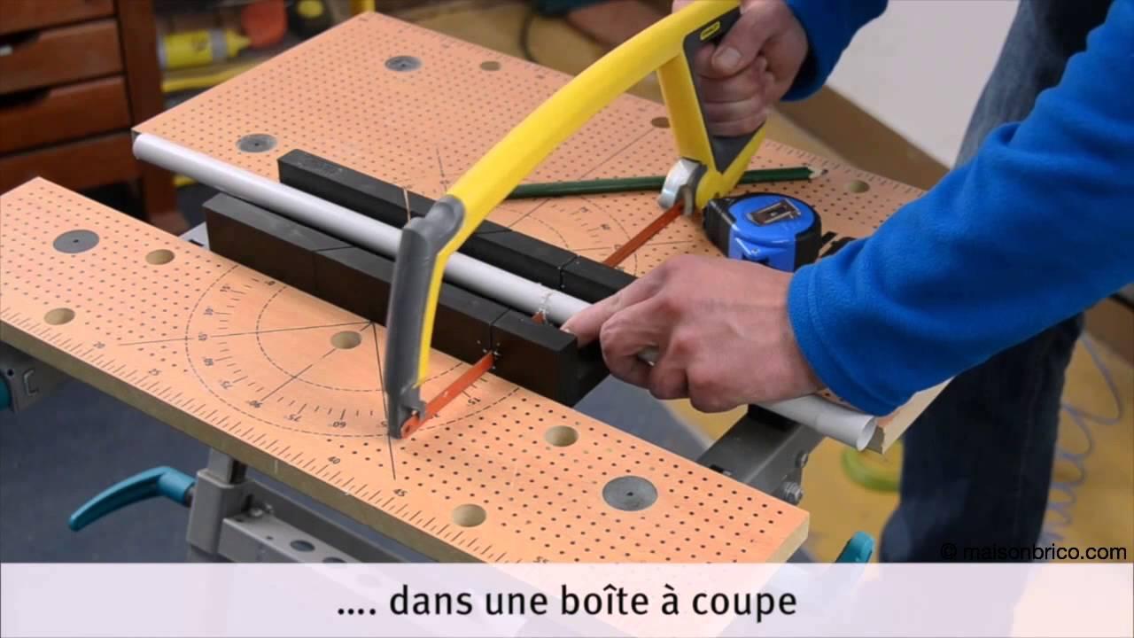 Installation Electrique Sous Tube Pvc Youtube