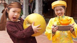 Trạng Tí Và Cây Bưởi Của Bà Quan Huyện ❤ Thần Đồng Đất Việt - Trang Vlog