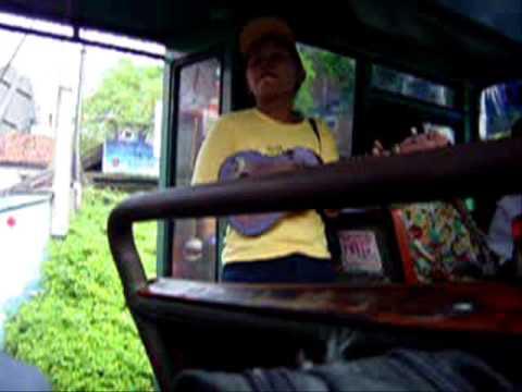Jakarta Bus Buskers,Pengamen - Ukulele Woman