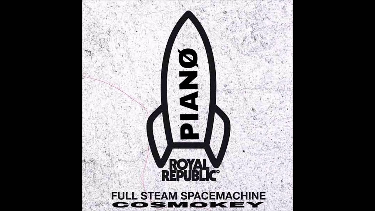 full steam spacemachine