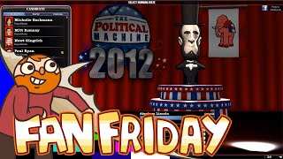 REMATCH: Political Machines 2012 - Jesse v Crendor