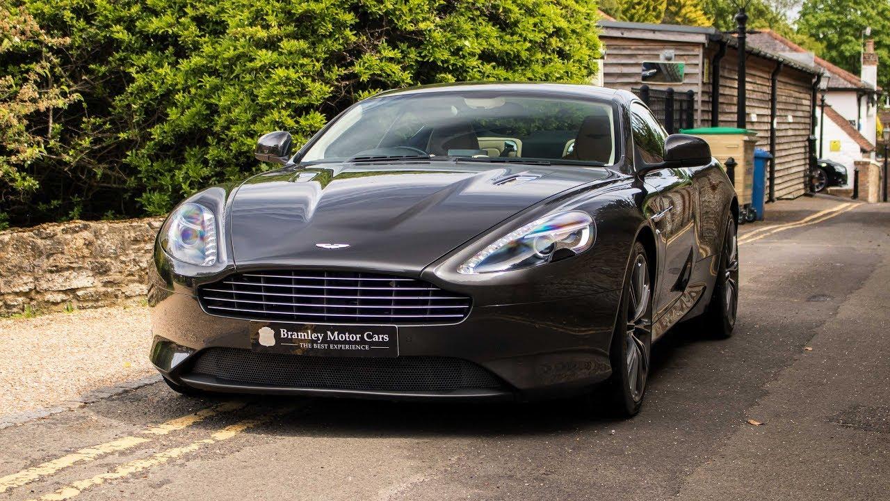 Aston Martin Virage For Sale Bramley Motor Cars Youtube