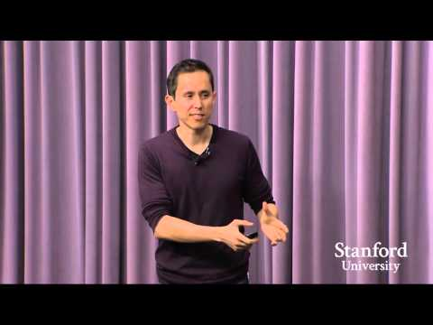 Stanford Seminar - Entrepreneurial Thought Leaders: Josh Reeves of ZenPayroll