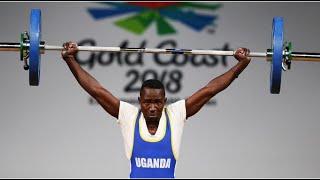 Ugandan weightlifter who went missing in Japan turns himself in