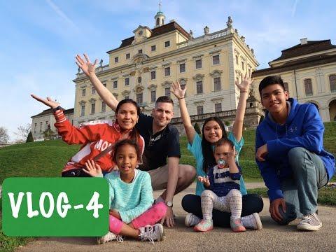 Ludwigsburg, Germany I Travel Vlog-4 I dHerbertsAdventure