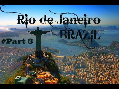 Rio De Janeiro - Brazil Trip Details - PART 3 - Mami & Papi