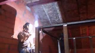 металлоконструкции на заказ   антресольный этаж(Металлоконструкции на заказ. Услуги сварщика, сварочные работы. В данном случае мы выполняем работы по..., 2016-11-14T07:28:44.000Z)