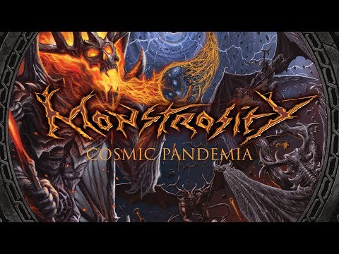 "Monstrosity ""Cosmic Pandemia"" (OFFICIAL)"