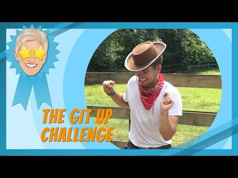 The Git Up Challenge