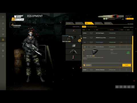 Combat Arms : Reloaded | GOA Account FOR SALE