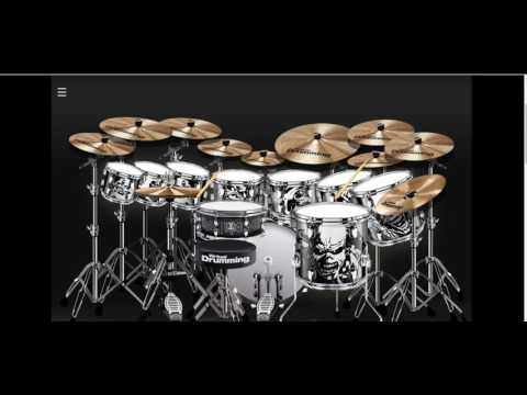 Cole Swindell ft Dierks Bentley: FlatlinerVirtual Drum
