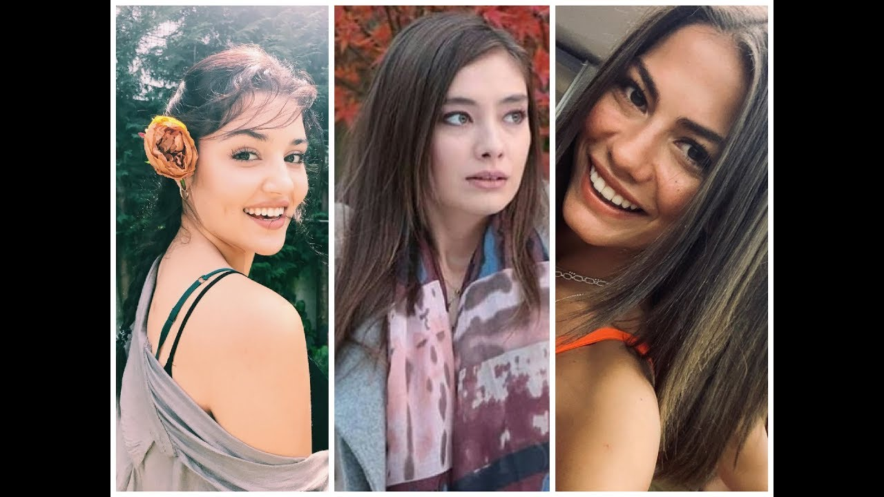 من الأجمل بين الممثلات التركيات Youtube