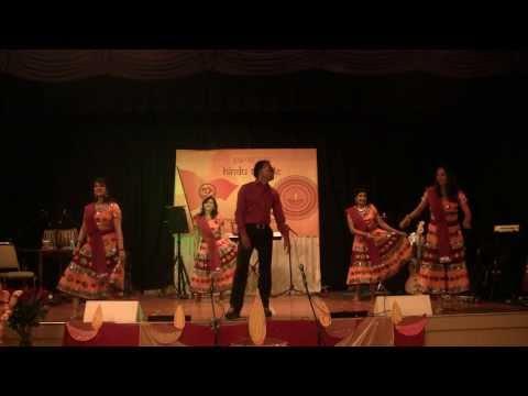 Saratoga Diwali Mela 2013 - by Saratoga Hindu Temple  Video 3 of 5