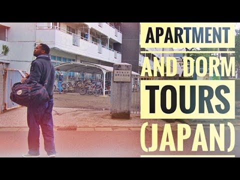 Apartments and Kagoshima University Dorms, Japan
