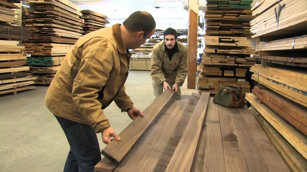 Image result for fine woodworking lumberyard