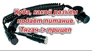 видео Ремонт электрики прицепов и полуприцепов