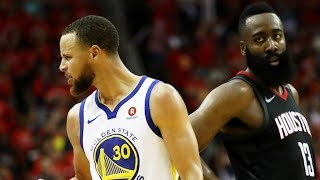 Stephen Curry Explodes in 3rd Quarter - Game 7 | Warriors vs Rockets | 2018 NBA West Finals