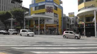 アキーラさん散策㊴静岡県・浜松市・市街地(鍛冶町)Hamamatsu-city in Japan