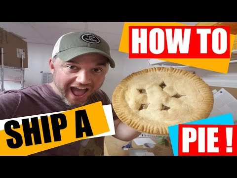 How to ship a pie nationwide Shipping a pie how to ship pies overnight