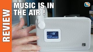 Kitsound Air DAB FM Bluetooth Radio Review