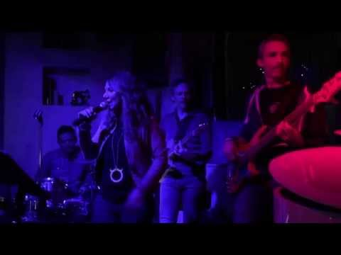 Black Mamba & Paolo Costa Special Guest - Higher Ground  -  Cover