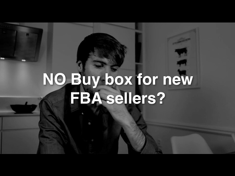 Amazon CHANGES: NO buy box for new FBA sellers?