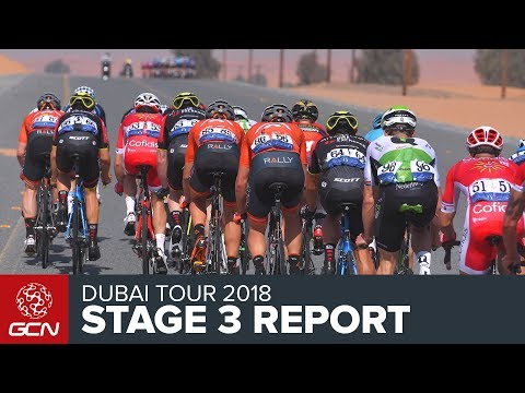 Dubai Tour 2018 | Stage 3 Race Report