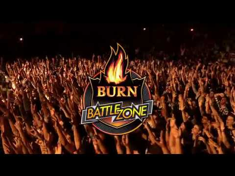 Burn Battle Zone Adana 2017