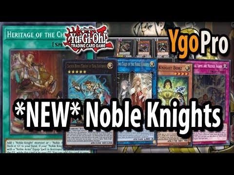 Noble Knights (Post SOFU) - HOT D*MN! NEW ROTA, handtrap & more!