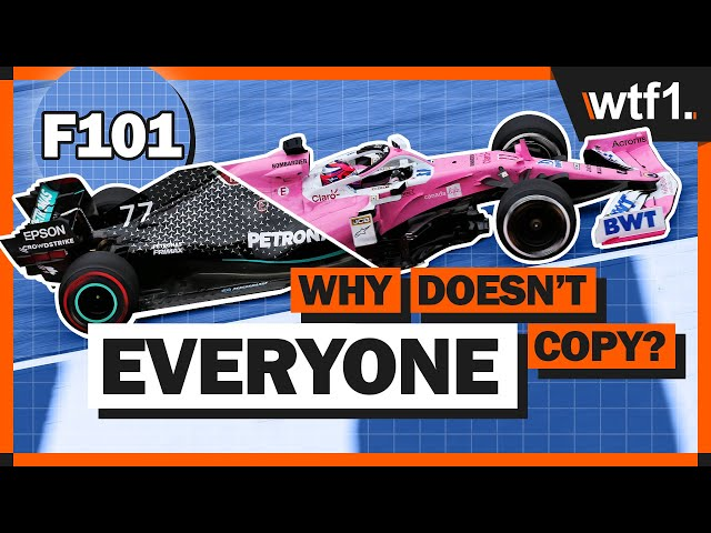 Why Don't Slower F1 Teams Copy The Fastest Car? - WTF1