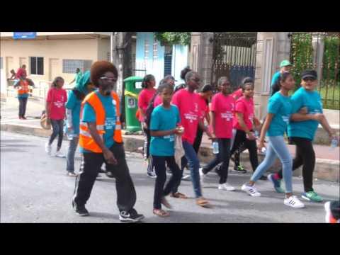ASJA Girls College San Fernando Health & Wellness Walk a Thon for Peace & Love - July 09, 2017