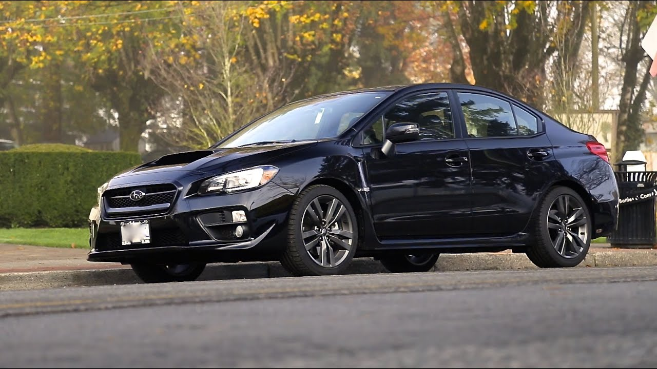 2016 Subaru Wrx First Drive Has Subaru Lost Their Way
